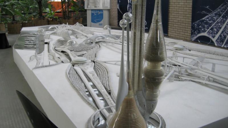 Проект BioCity от дизайнера Луиджи Колани. Фото