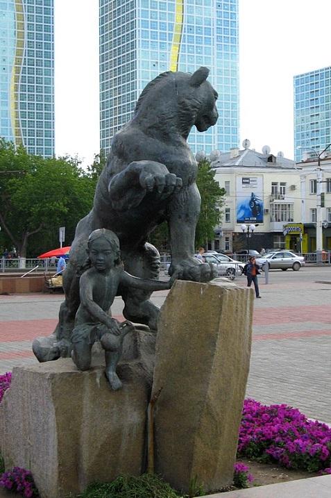 фото памятников в казахстане