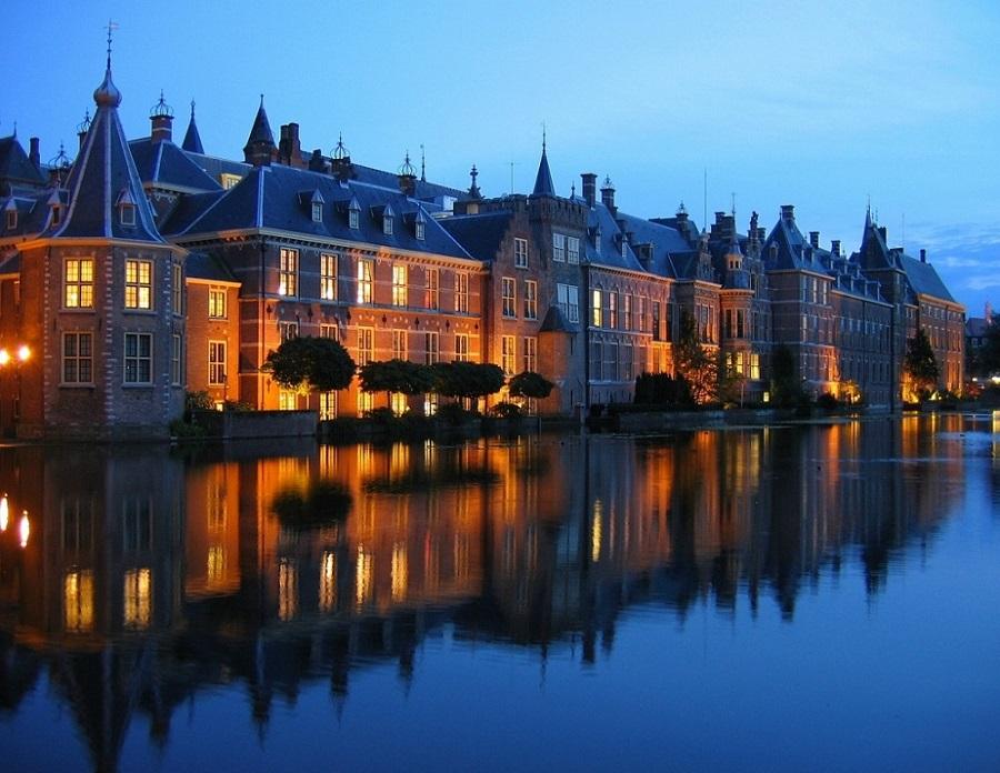 Гаага, Нидерланды. Фото дня