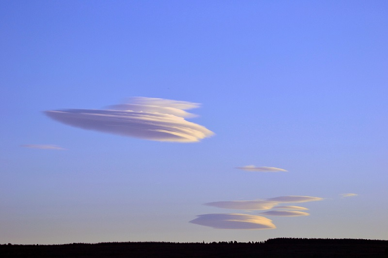 Фотоохота на облака. Фото