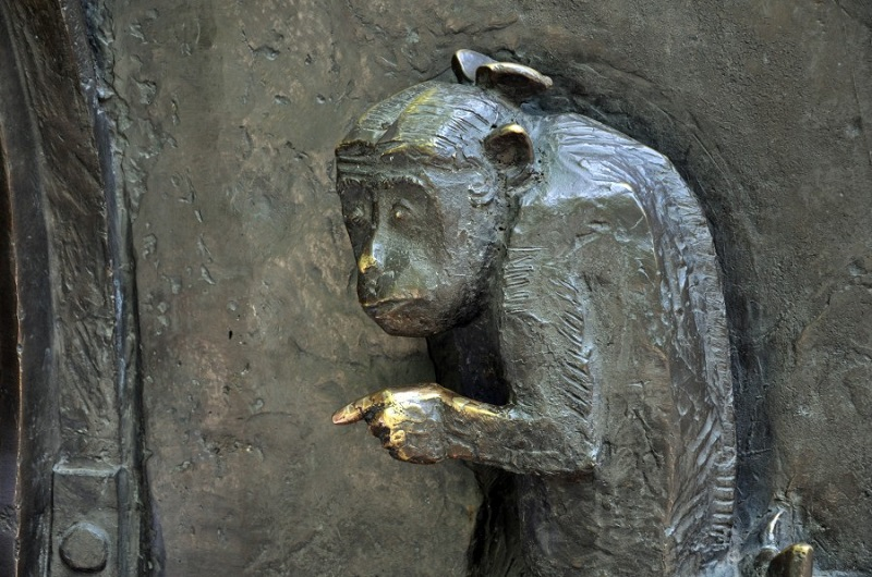 Скульптурная композиция
