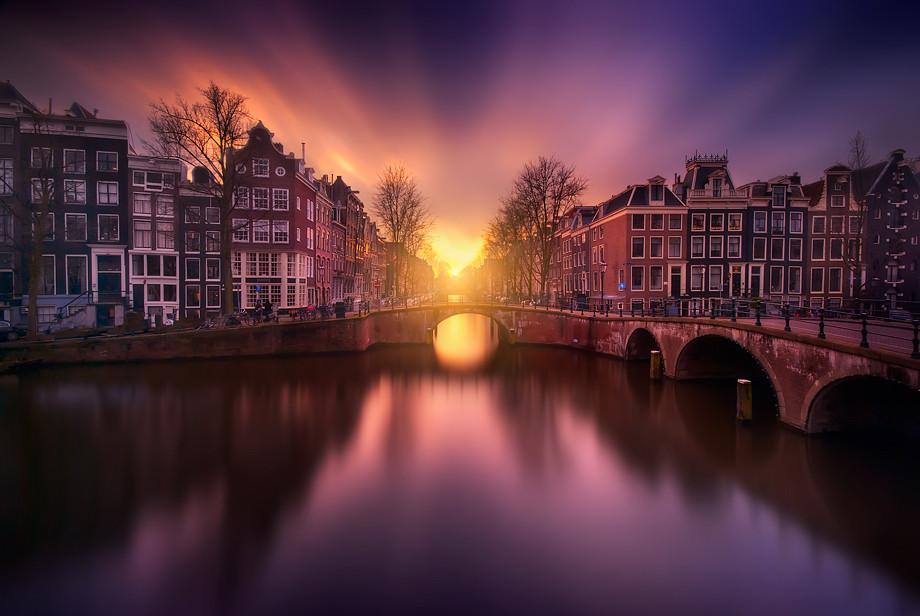 Амстердам, Нидерланды. Фото дня