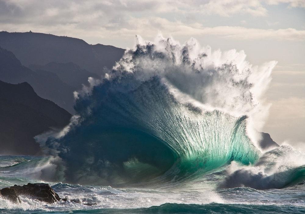 Море волнуется...Фото дня