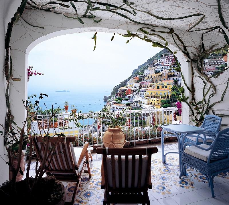 Комнаты с потрясающим видом из окна. Фото