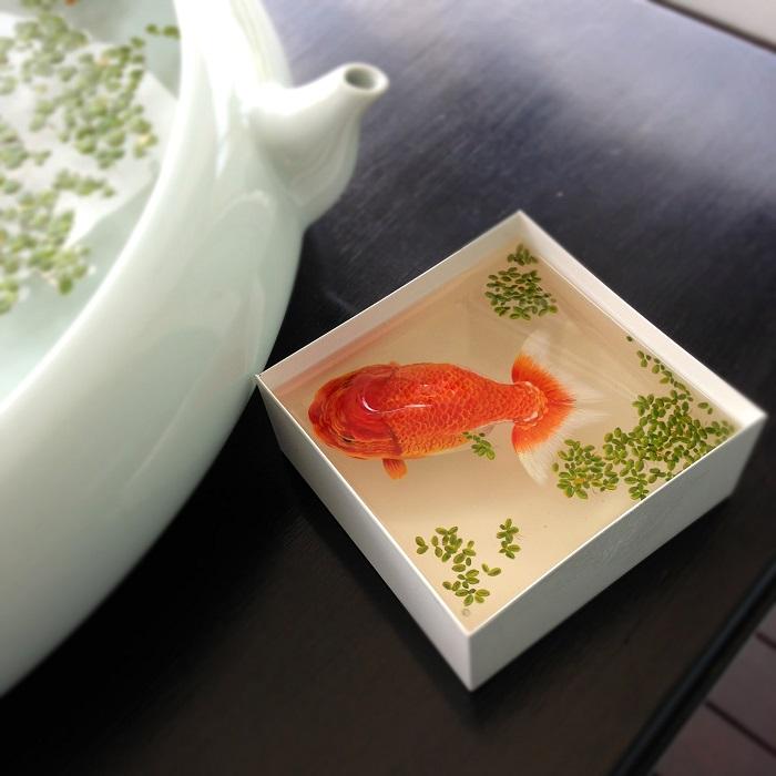 Реалистичные 3D-рисунки от Кенга Лая. Фото
