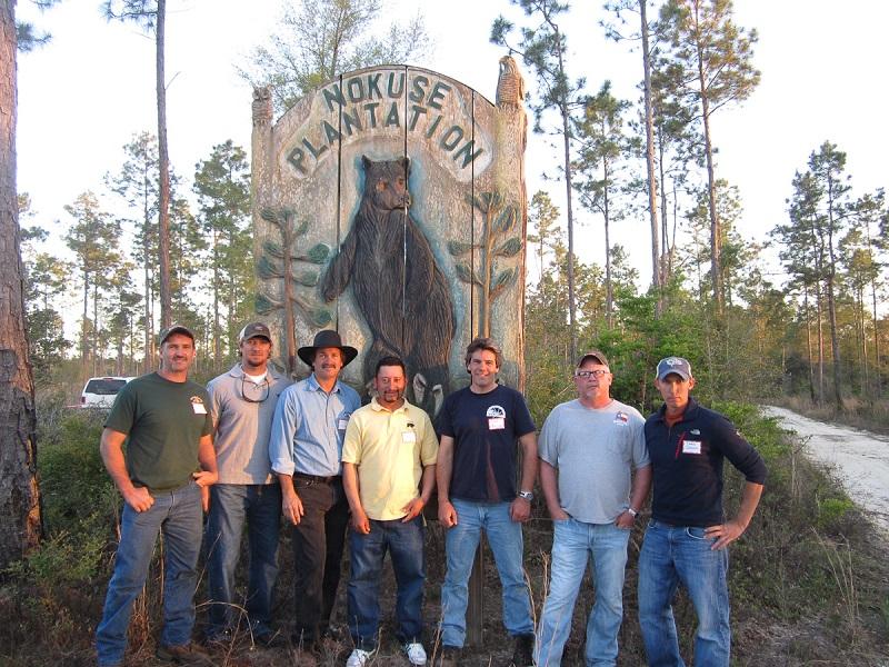МС Дэвис – человек, который высадил 8 млн деревьев во Флориде, США. Фото