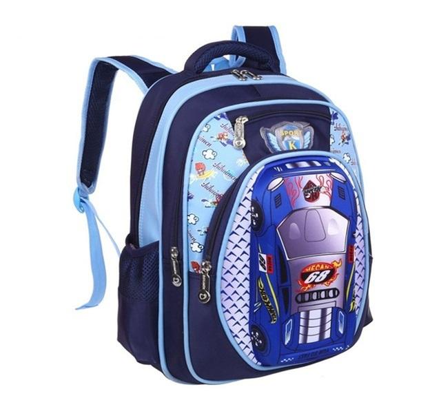 3d5ef2775c8d Недорогие школьные ортопедические рюкзаки для мальчиков (1-4 класс)