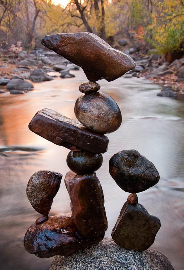 Самые невероятные каменные скульптуры. Фото