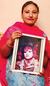 Кумари - живая богиня в Непале и Индии Кумари – живая богиня в Непале и Индии  D0 9A D1 83 D0 BC D0 B0 D1 80 D0 B8