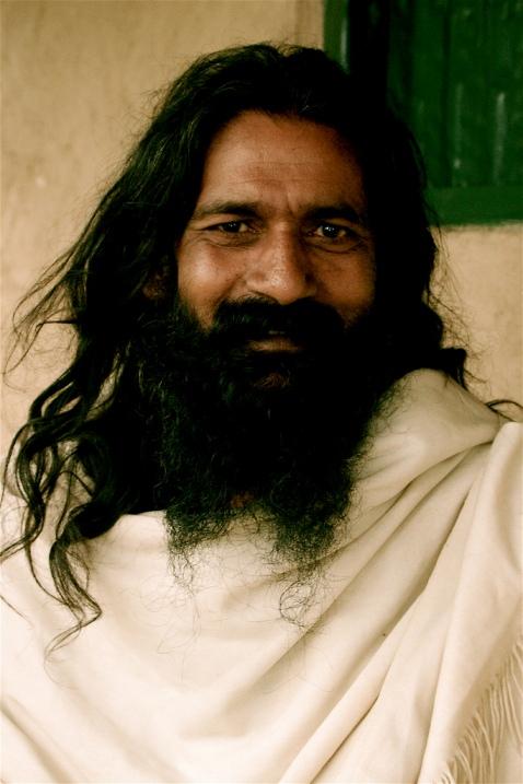 Индия в лицах. Духовный учитель. Фото