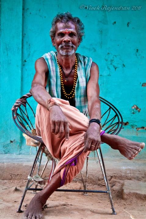 Индия в лицах. Деревенский фотопортрет индийца