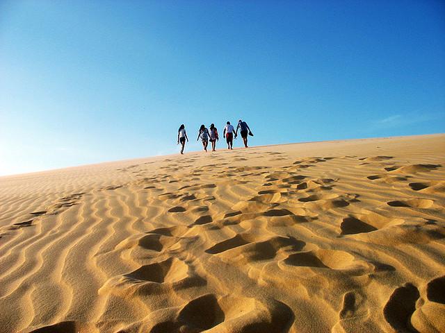 Красивые фото пустыни
