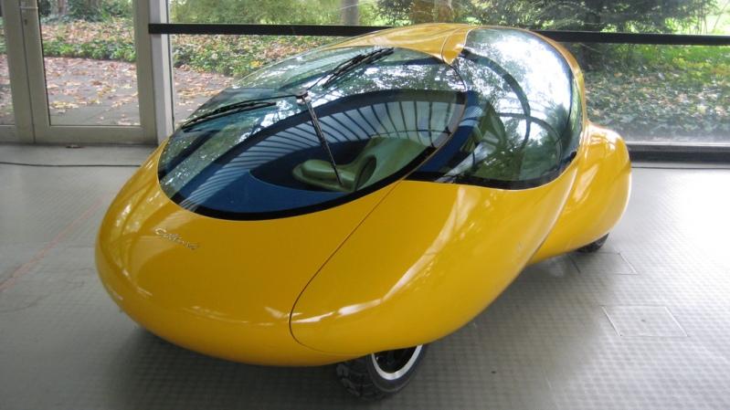 Автомобиль для Китая от Луиджи Колани. Выставка в Карлсруэ. Фото