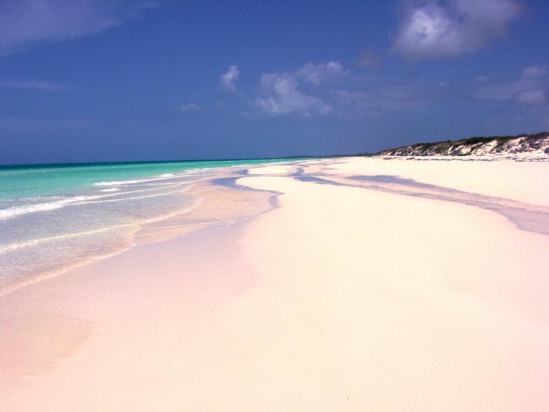 Пляжи острова Кайо-Санта-Мария. Фото