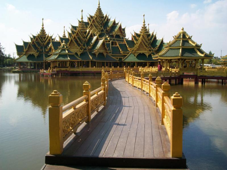 Храмы Тайланда. Фото