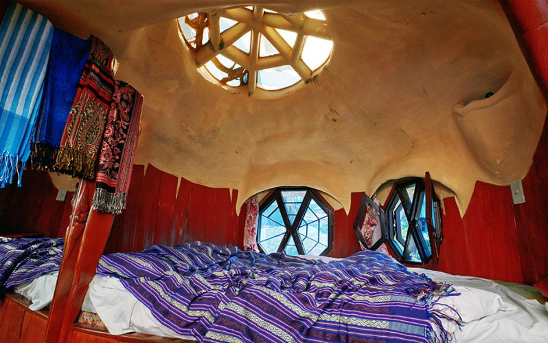Спальное место в гостинице Hang Nga во Вьетнаме. Фото