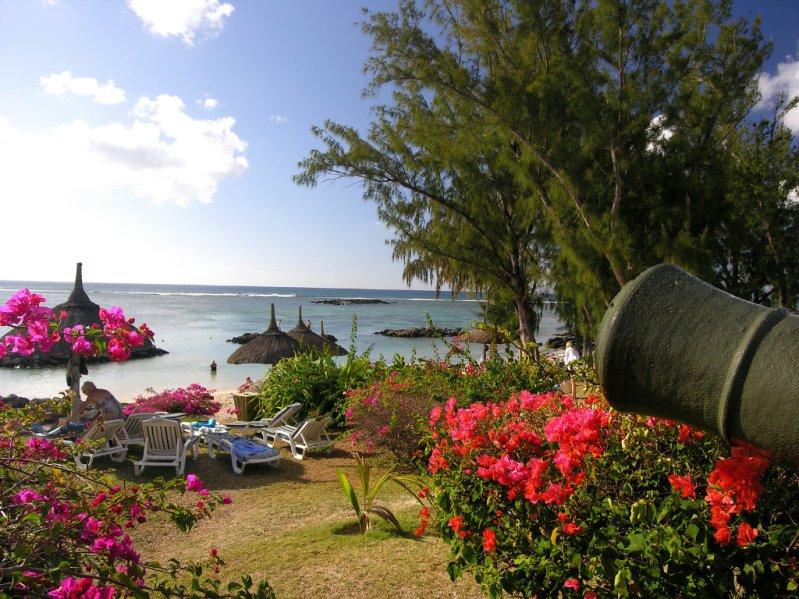 Пляжи Маврикия. Фото