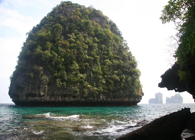 Koh Phi Phi Ley (Tailândia).  Foto / Ko Phi Phi Ley (Tailândia).  Foto