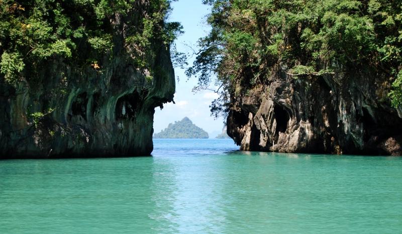 Phi Phi Island (Tailândia).  Foto / Phi Phi (Tailândia).  Foto