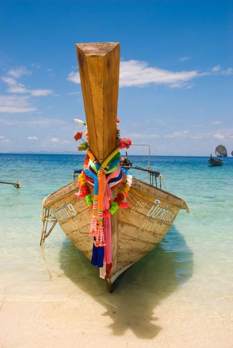 Острова Пхи-Пхи (Тайланд). Фото / Phi Phi (Thailand). Photo