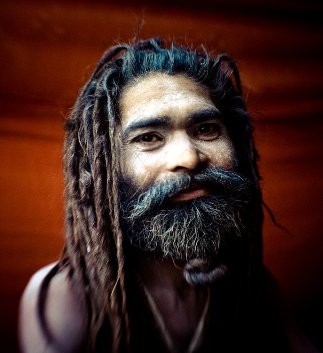 садху-индус. Фото / Sadhu. Photo