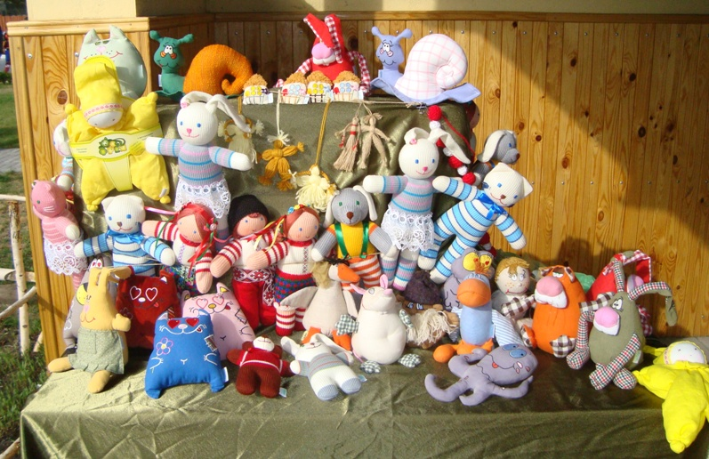 Вальдорфские куклы. Фото / Waldorf doll. Photo