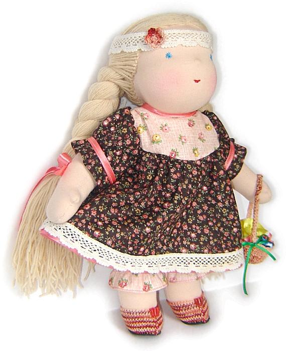 Вальдорфская кукла.