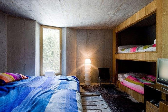 Дом в деревне вальс в швейцарии фото