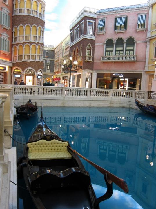 Венецианское казино в Макао. Удивительные отели мира.