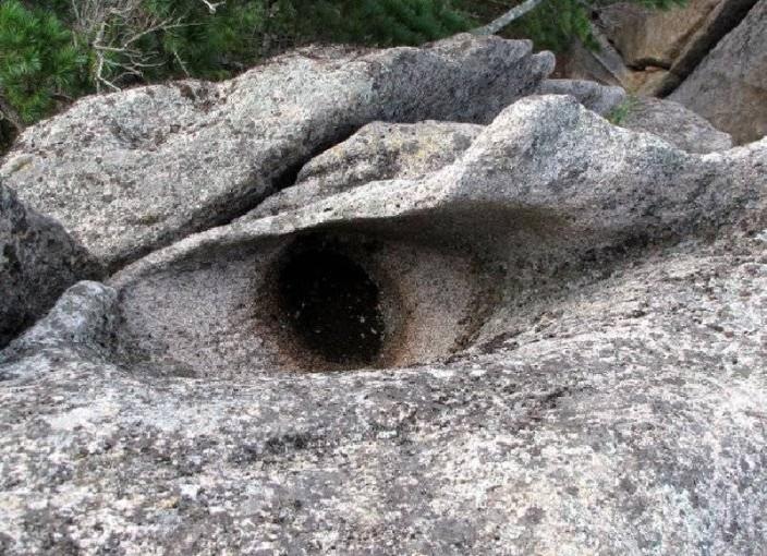 Парк Драконов (Приморье): глаз Дракона. Фото