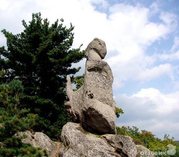 Парк Драконов (Приморье). Фото