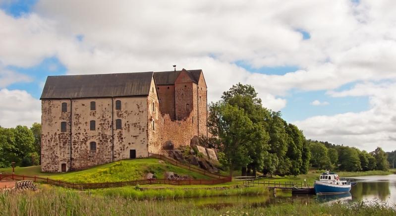замок Кастельхольм. фото