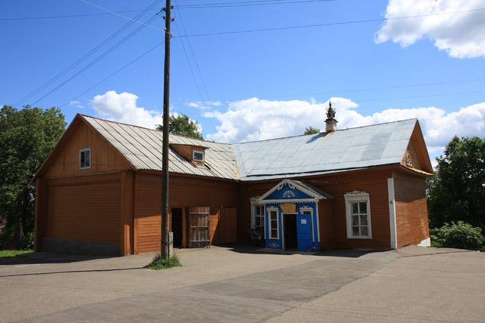Музей валенок в Мышкине. Фото