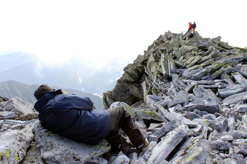 Гора Народная в национальном парке Югыд Ва Республики Коми. Фото