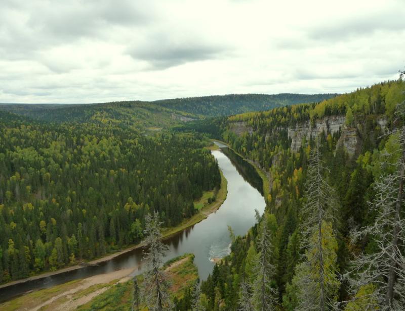 Национальный парк Югыд Ва Республики Коми. Фото