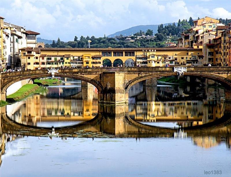 Золотой мост Понте Веккьо