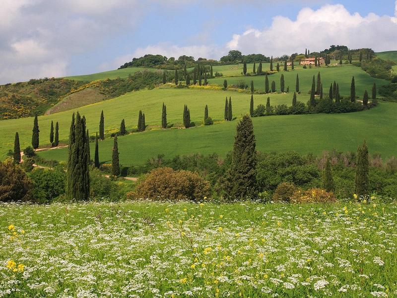 италия фото пейзажи
