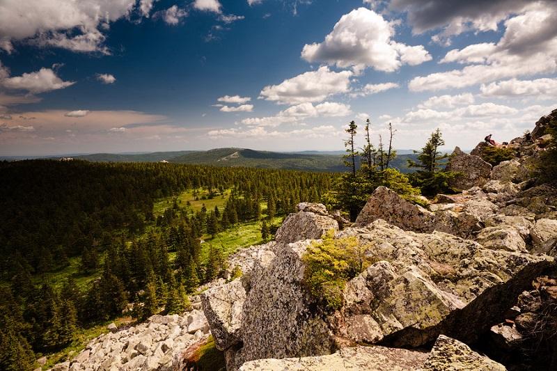 Национальный парк Таганай. Челябинская область. Фото