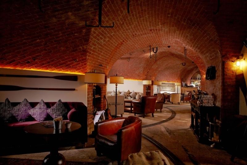 Отель-форт Спитбанк в Англии. Фото