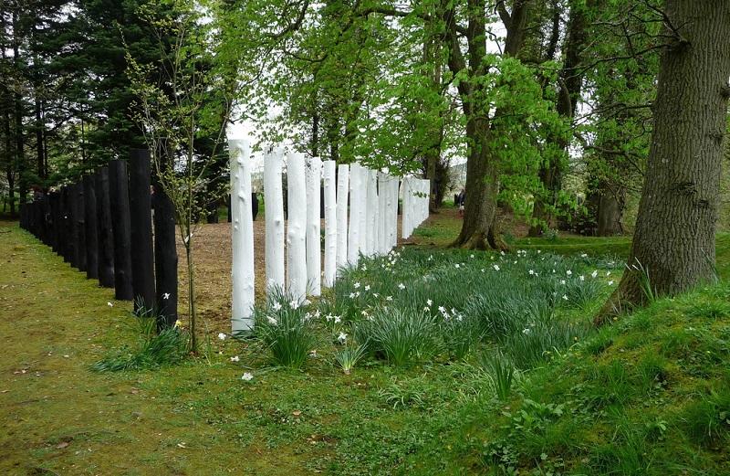 Сад-Вселенная Чарльза Дженкса. Великобритания