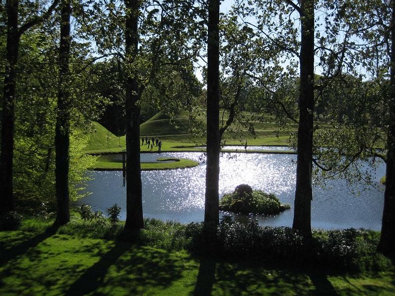 Сад-Вселенная. Великобритания