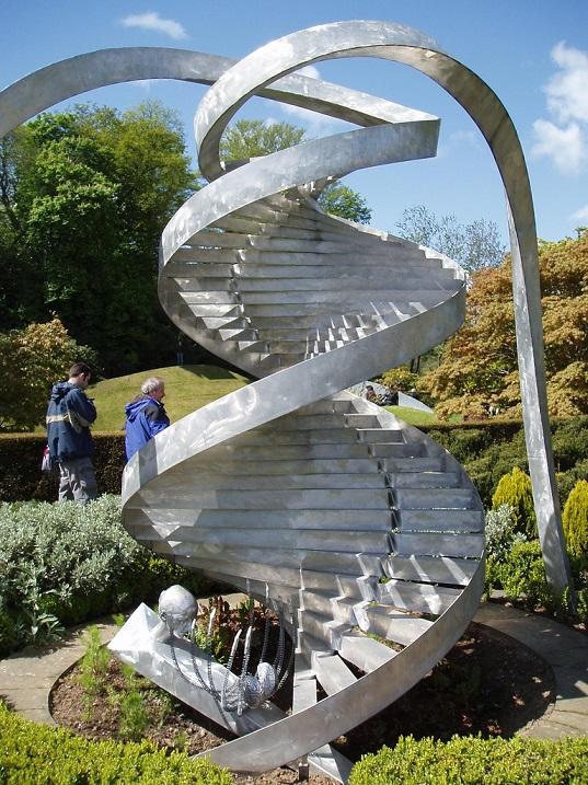 -Сад-Вселенная Чарльза Дженкса. Шотландия