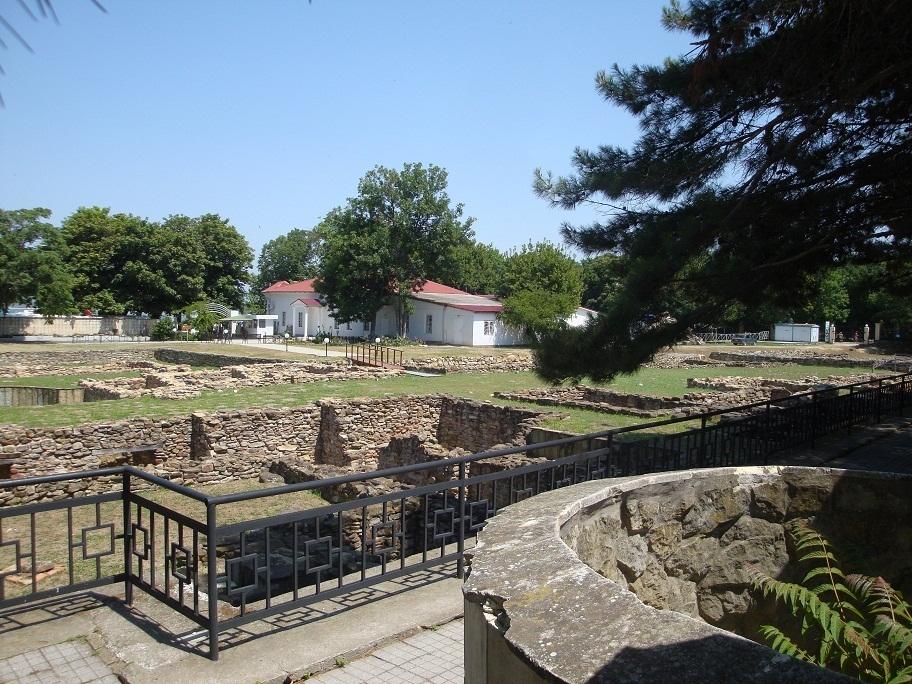 древний город Горгиппия фото