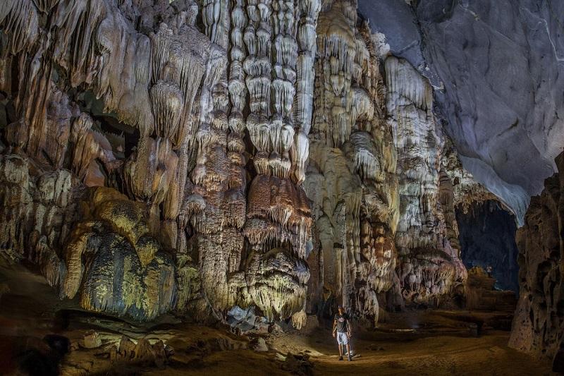 Шондонг (Sơn Đoòng) пещера во вьетнаме