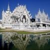 Ват Ронг Кхун (Белый храм) в Таиланде. 29 фото