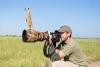 Необычная дружба между фотографом и сурикатами (25 фото)
