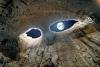Удивительная пещера Проходна - Глаза Бога, Болгария (16 фото)