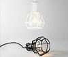 Необычные светильники в стиле лофт