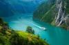 Гейрангер-фьорд, Норвегия (26 фото)