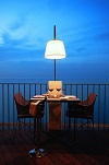 Гротта Палаццезе – необычный ресторан в пещере, Италия (17 фото)